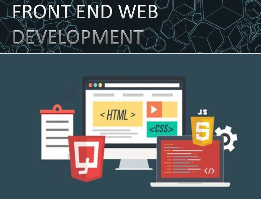 Front end web development